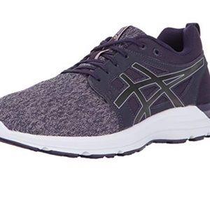 Dark Purple Women's ASICS Running Shoes